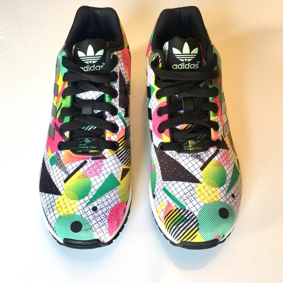 adidas Shoes - ADIDAS ZX FLUX Torsion 8.5 Shoes 431d4db9df